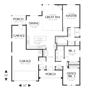Buckner Floorplan - Sage Homes