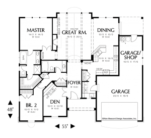 Hayword Floorplan - Sage Homes