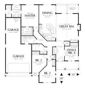 Sutton Floorplan - Sage Homes