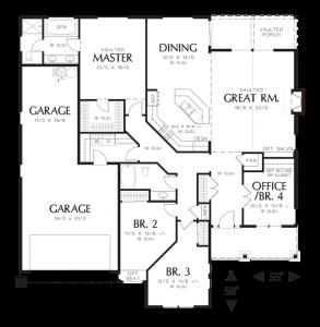 Sutton Floorplan - Sage Homes
