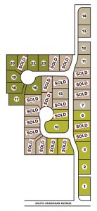 Cherry Meadows Lots Available - Wenatchee, WA