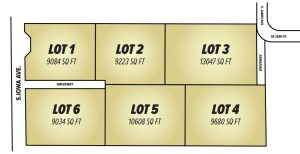 Iowa Estates Lots Available in E. Wenatchee, WA