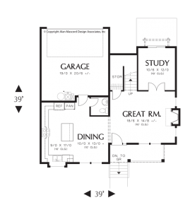 Bracken Floorplan Main