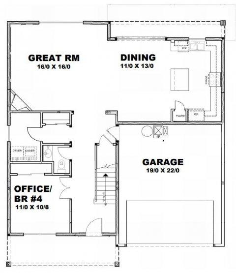 Bristol Main Floor