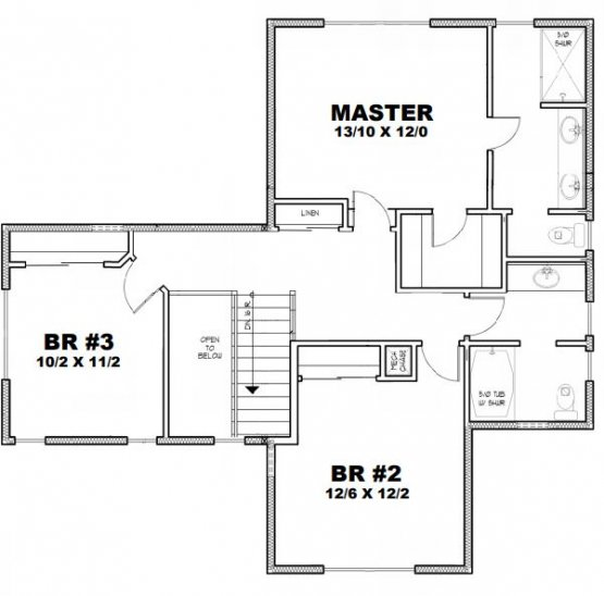 Bristol Upper Floor